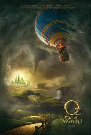 Oz the Great and Powerful - 1